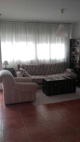 Duplex en Las Casas de Alcanar. - Les Cases d'Alcanar - Apartment