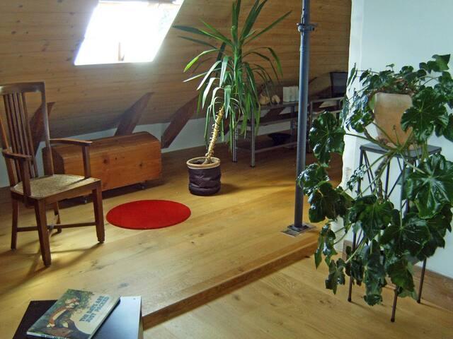 Le Rêve - Das Studio im Haus der Träume