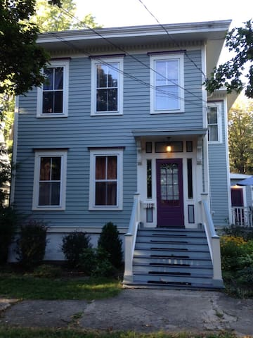 Poet's House - A Fall Creek Room of Your Own - Ithaca - Hús
