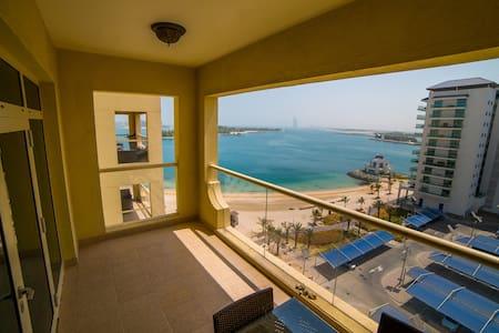 Palm Jumeirah Elegant Sea View Apartment