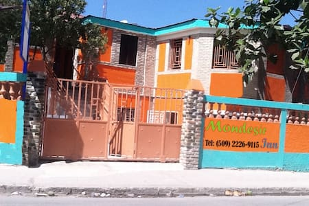 MONDESIR Inn - Port-au-Prince - Szoba reggelivel