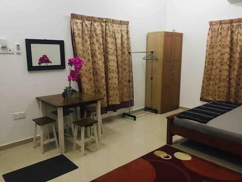 SF Anjung Homestay {max 4pax,0 charge} Studio Room