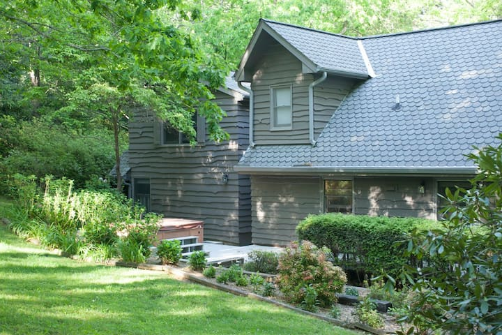 Mountain Living Close to Town - Highlands - Casa