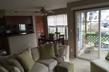 Cute 1 bd condo Cleveland suburbs - Broadview Heights