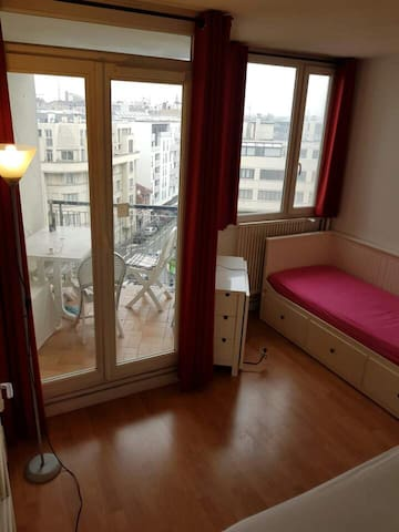 Maison des examens just 1 minute by foot apartments for for Arcueil cachan maison des examens