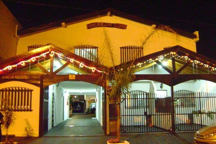 Mansión San Isidro. Monoambiente para pareja - Santa Teresita - Apartment