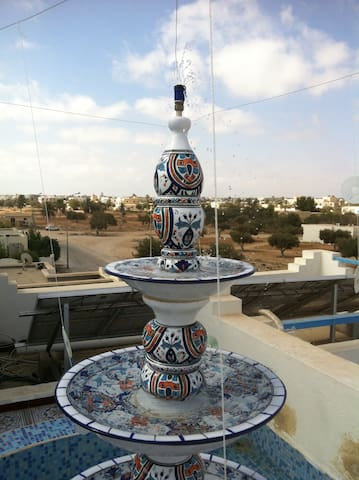 TUNISIE - DJERBA DAR MAHBOUBA -DUNE - Medenine - อพาร์ทเมนท์
