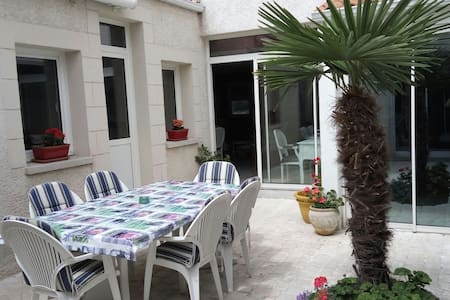Charming home well located - La Rochelle - House