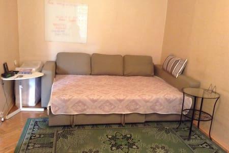 Уютная квартира на окраине города - Obninsk