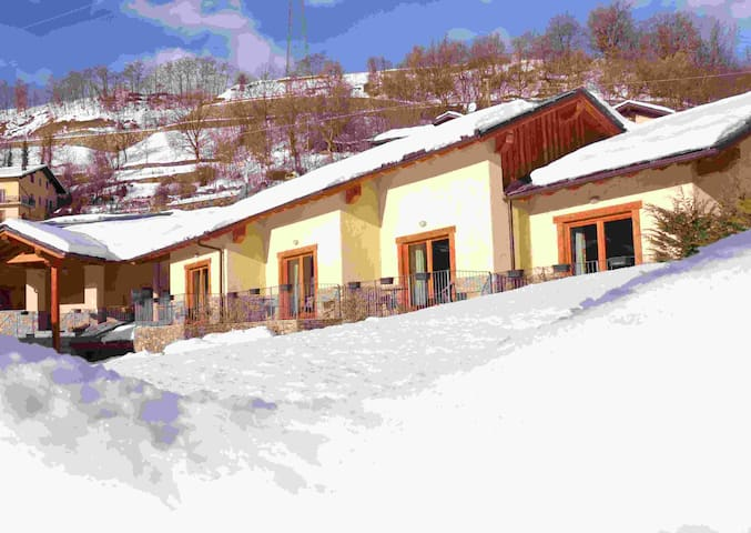Village Paradis petit-déj