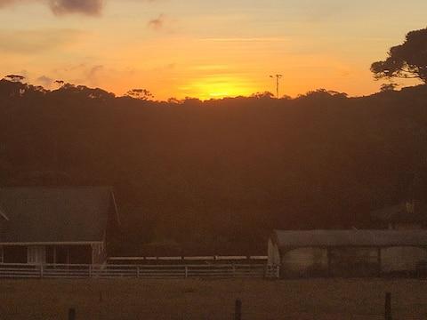 Chalé Encantado em Rancho Queimado