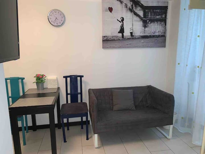 Cosy and nice apartment in the heart of Vomero