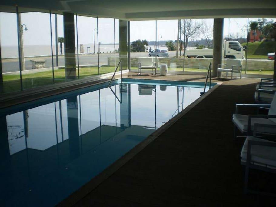 piscina cubierta