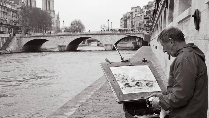 St Michel Studio - Excellent Base - Paris