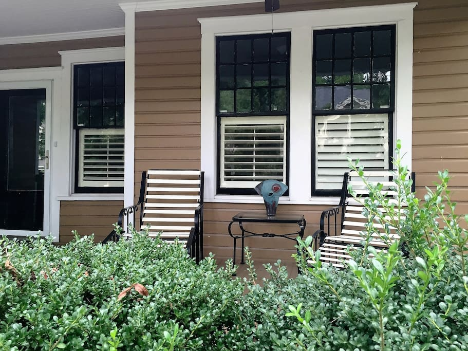 Front Porch Sitting!