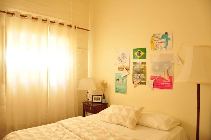 Cozy Bedroom in Kelvin Grove - Kelvin Grove - House