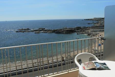 Lumineux 2P vue mer panoramique - Le Croisic