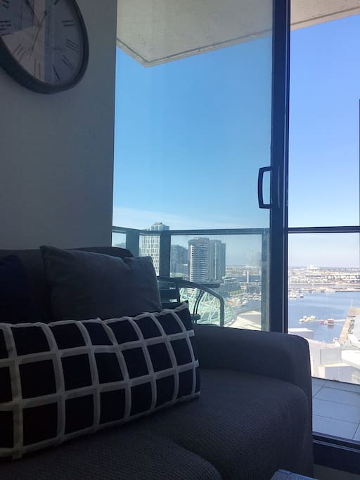 Living Room's View