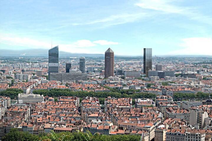 Petit cocon Lyonnais