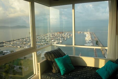Beautiful one bedroom condo on the ocean - Na Chom Thian