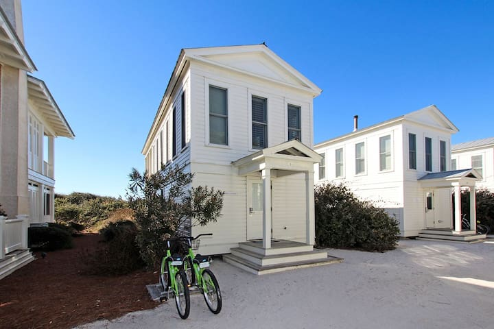 Beachfront Cottage #07-Gulf Front- Seaside, FL