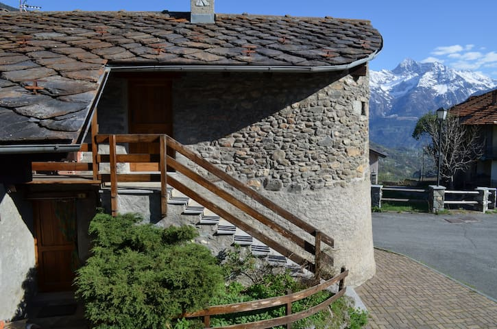 Casa di montagna a Doues - Meylan - Casa