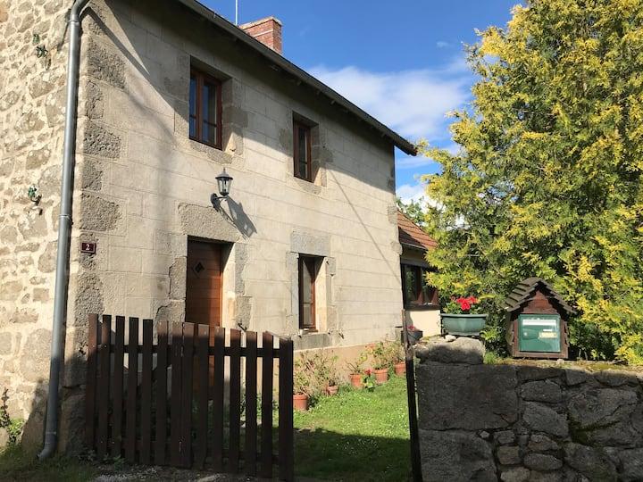 Maison de maçon creusois