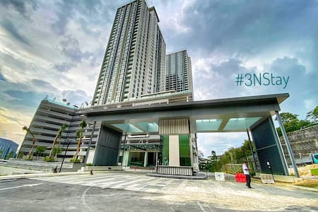 #3NStay Modern & Art of Suite Studio @ Ampang Ukay