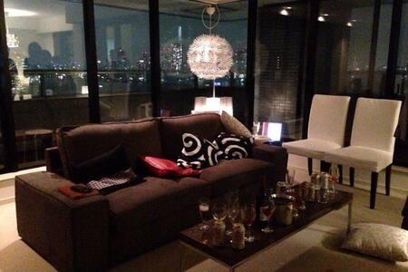 レインボーブリッジに一番近いタワーマンション(個室) - 港区 - Apartment
