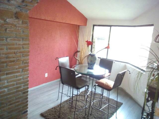 Cozy House near Centro Financiero Santa Fe - Мехико - Дом