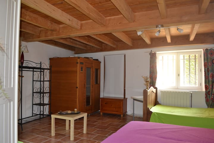 The sauna room - Alet-les-Bains - Talo