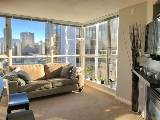 Amazing Apartment in the Heart of Downtown