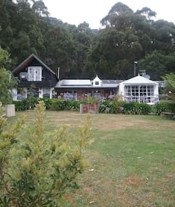 Private comfortable self contained accommadation - Sheffield, Tasmania, AU - Penzion (B&B)