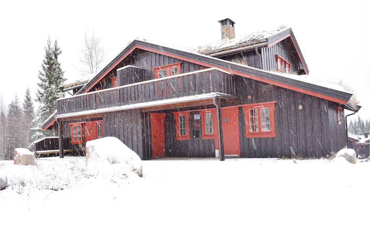 Holiday apartment with 4 bedrooms on 99m² in Trysil