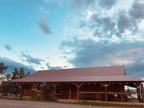 The Barnwood Cabin
