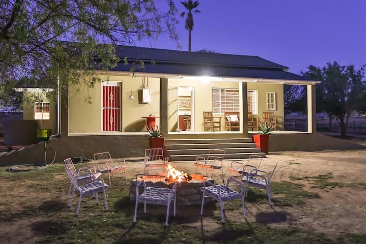 Hazenjacht Karoo Lifestyle - Oom Manus se Huis