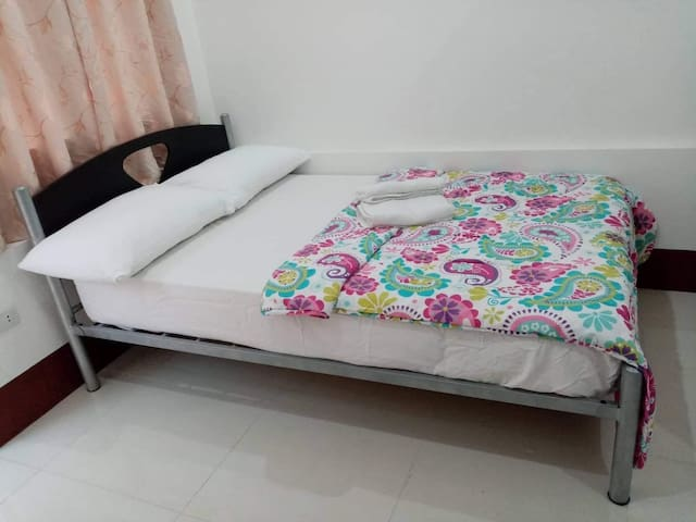 Condo type in Puerto Princesa with free breakfast