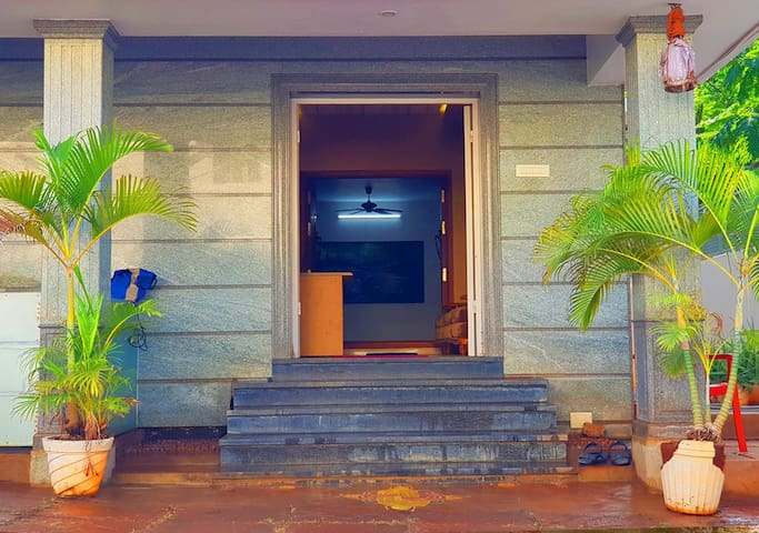 Madurai Homestay with Classic Architecture Rooms