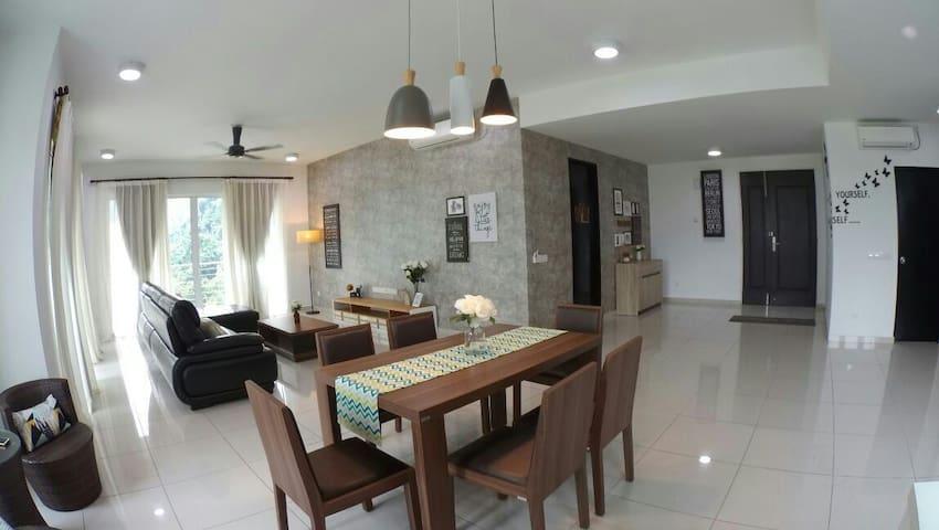 ML HOME - Ipoh - Condomínio