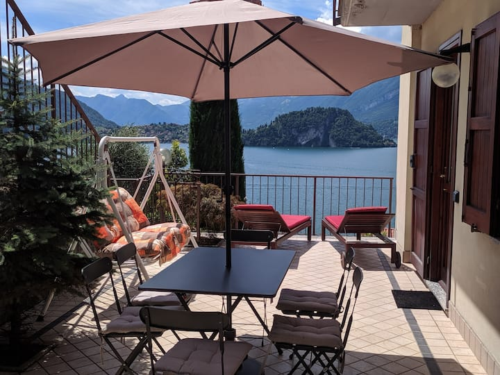 New apartment sweet view near Varenna