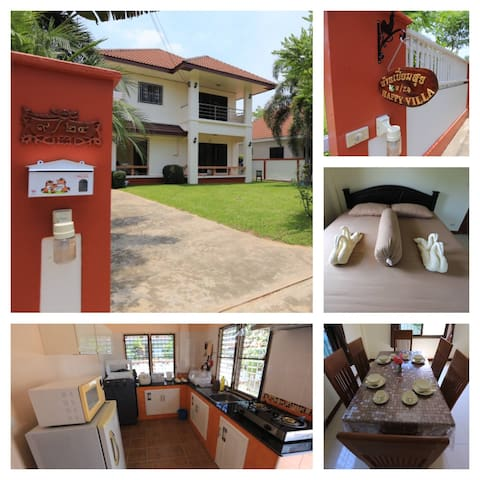 Happy Villa Buriram #3 bedrooms#