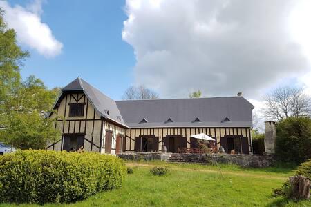 Maison de Normandie 10p