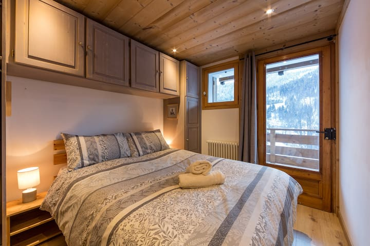 Newly refurbished apartment 500m from the pistes - La Clusaz - Huoneisto