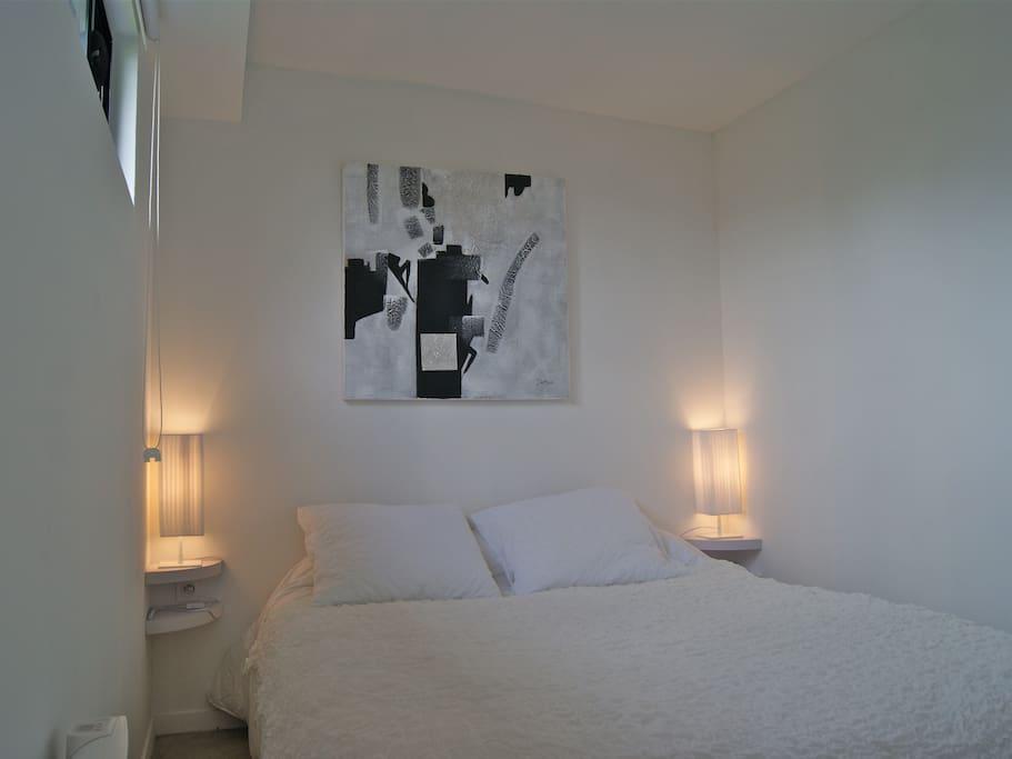 Le Lodge Blanc (Chambre Master)