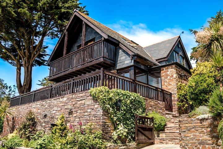 Seaside Fairy Tale Swiss Chalet The Best Sea Views