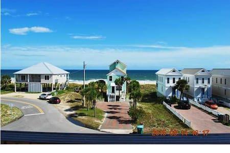 A Brand New Beach House on St. George Island, Fl - Saint George Island