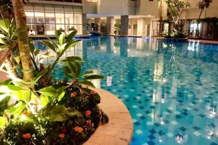 Full Furnished Studio Apt in Tangerang city