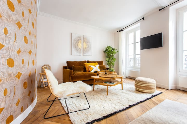 Charming appartement 5P - Oberkampf/Saintonge