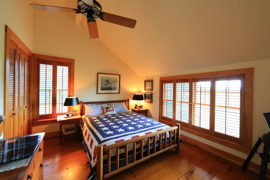 Available guest room