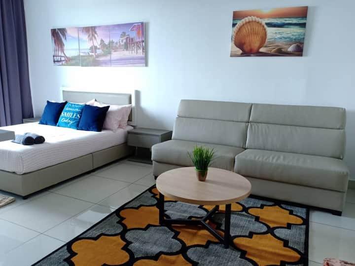 Bangi Evo Home City View Studio